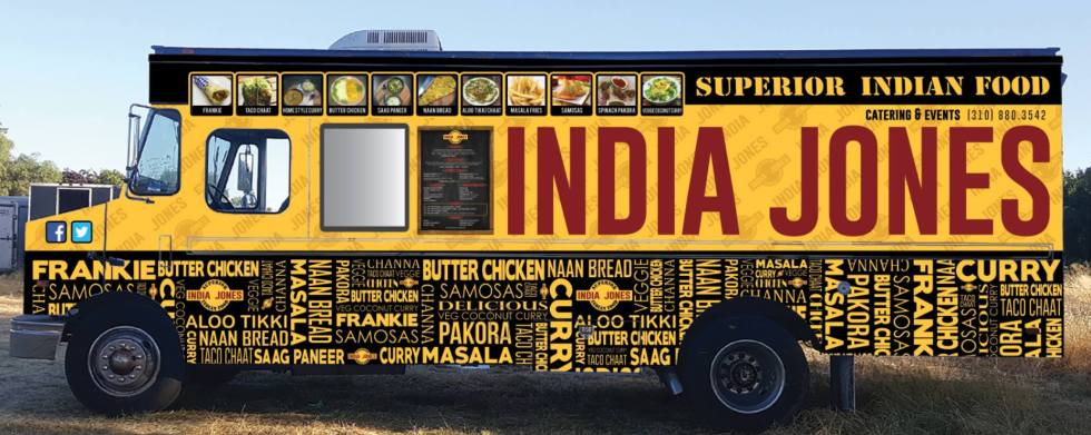 Whats Better Than Indian Food With A Twist